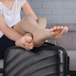 traveling with lymphedema
