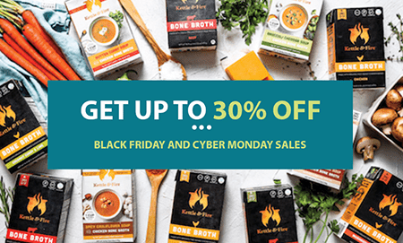 kettle and fire black friday sale